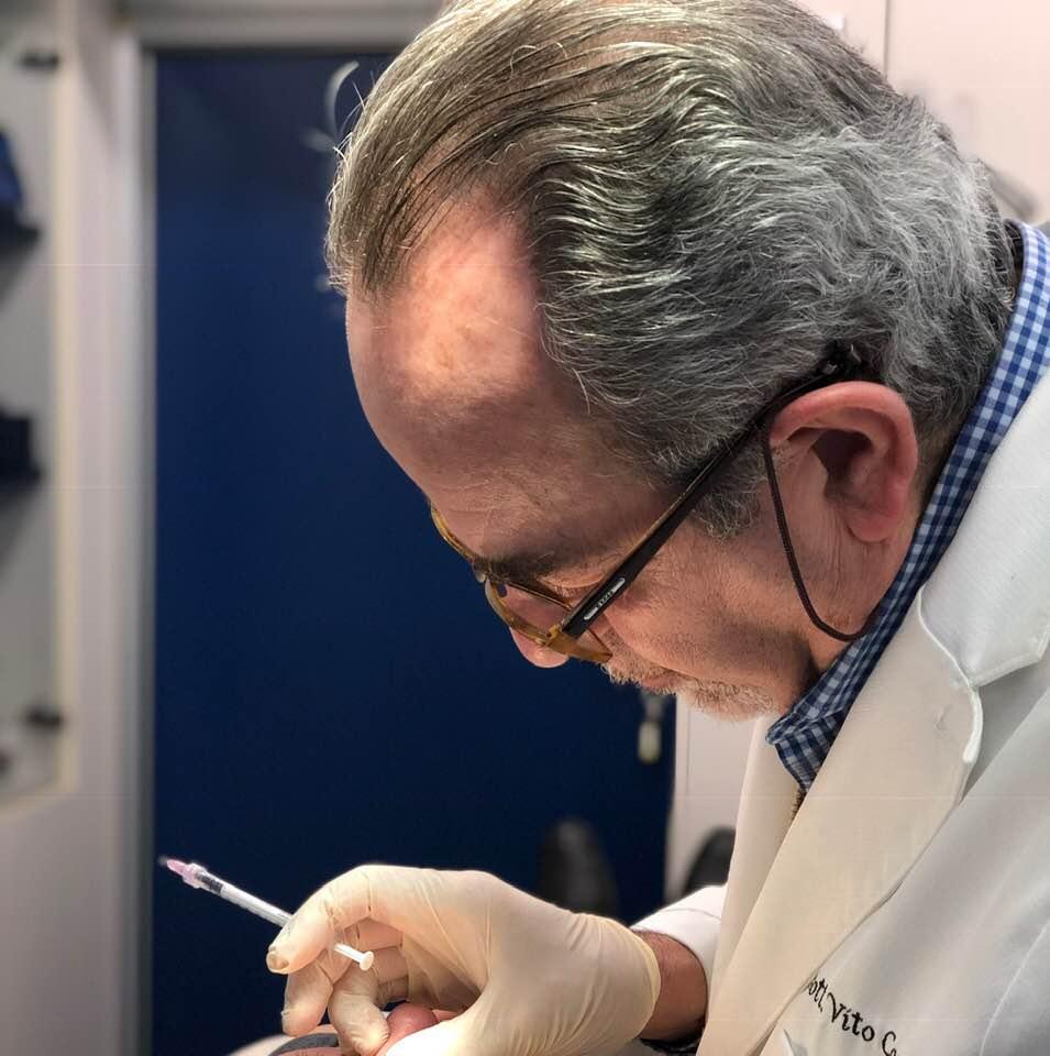 Prof Vito Contreas Chirurgo Plastico