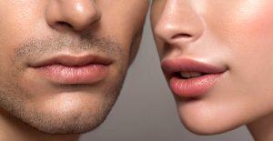 trattamento laser labbra